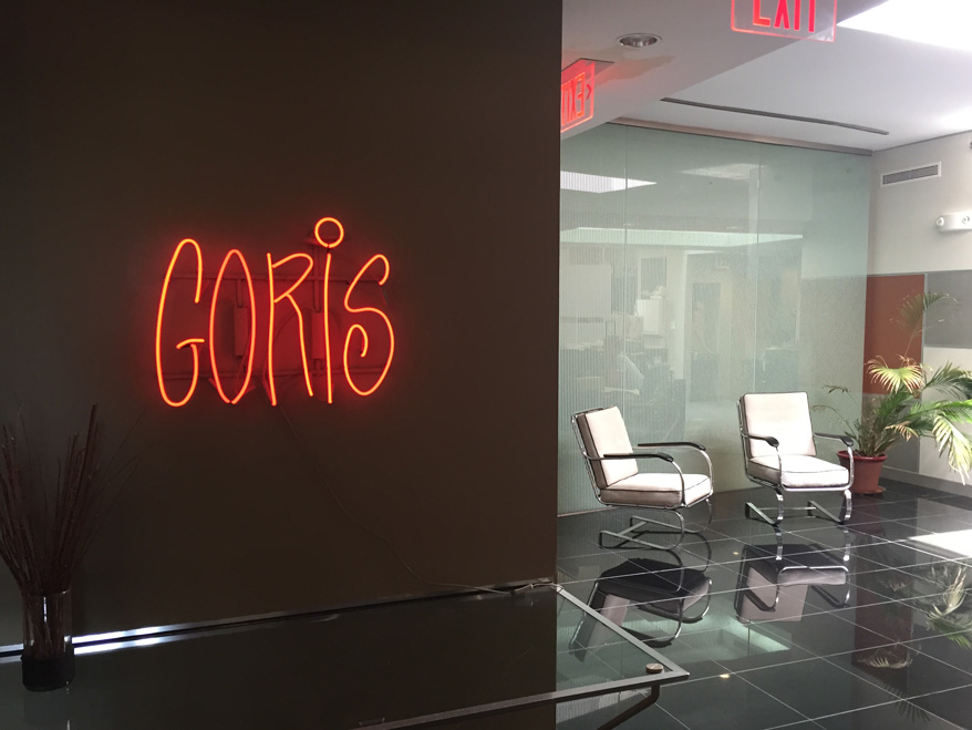 Goris Communications Lobby